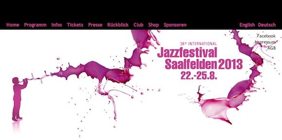 Zion80 Jazzfestival Saalfelden
