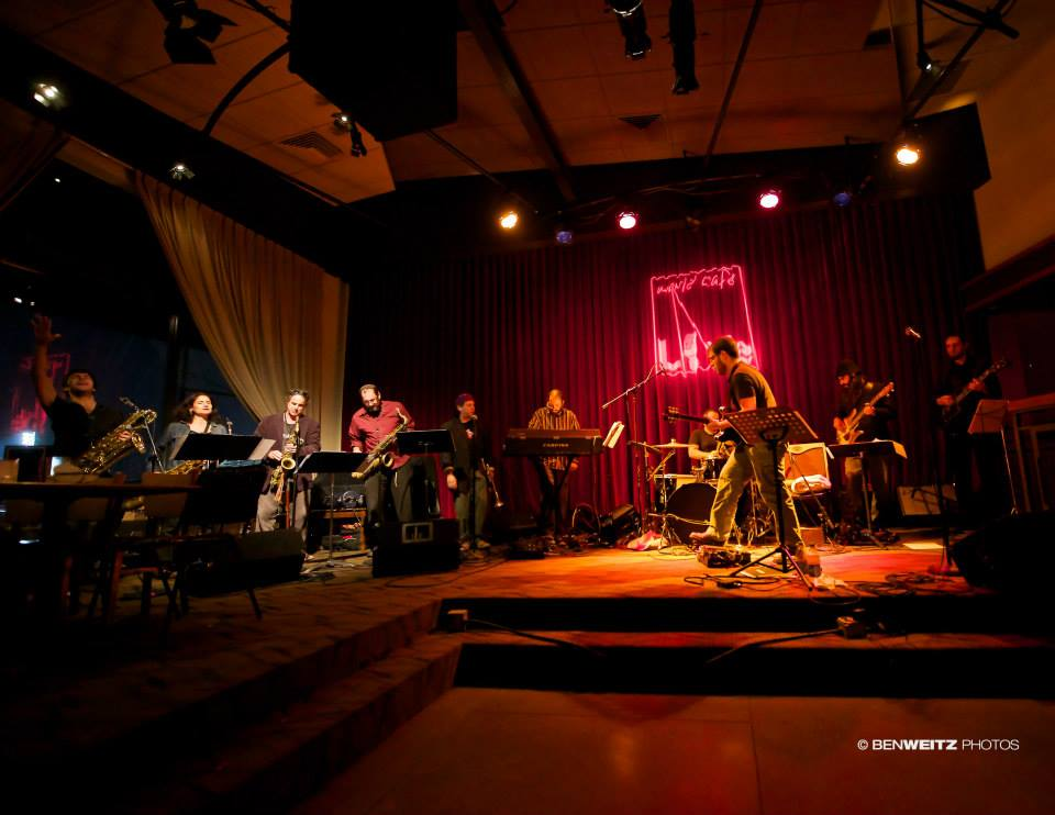 Zion80 at World Cafe Live in Philly. Photo by Ben Weitz Photography